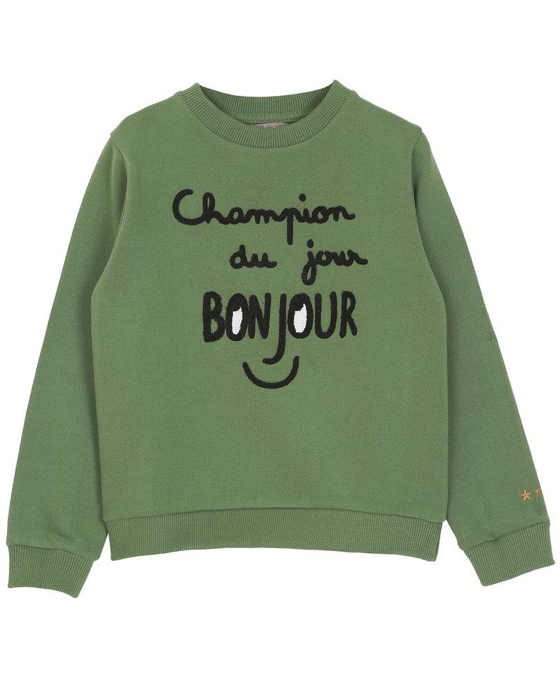 sweatshirt - mousse