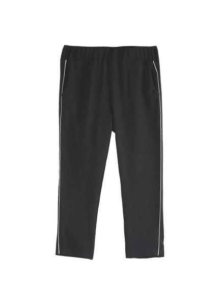 OUTLET // trousers - noir
