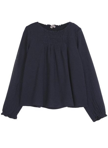 blouse - marine