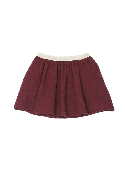 skirt - vin