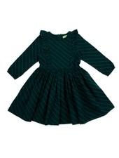 Dress - Coco Diagonal Green