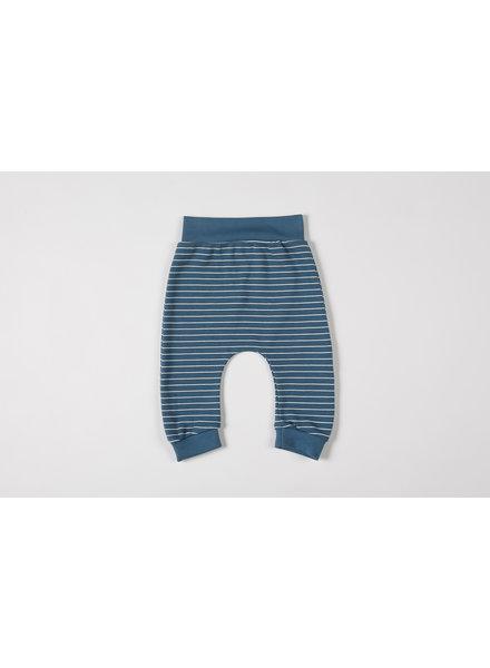 Baggy pants - La Linea Teal