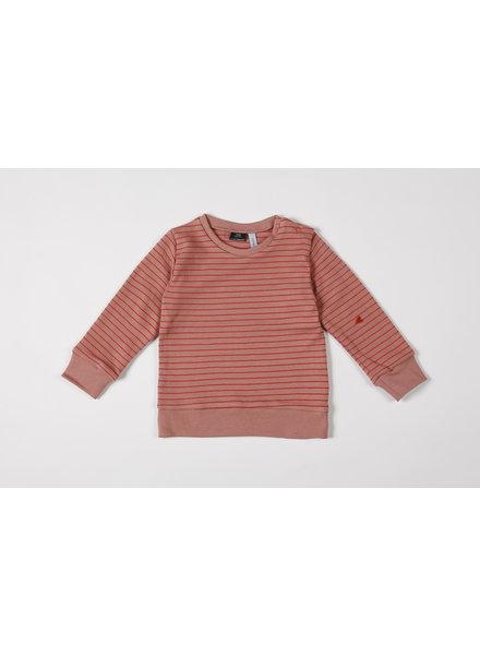 Sweatshirt - La Linea Blush