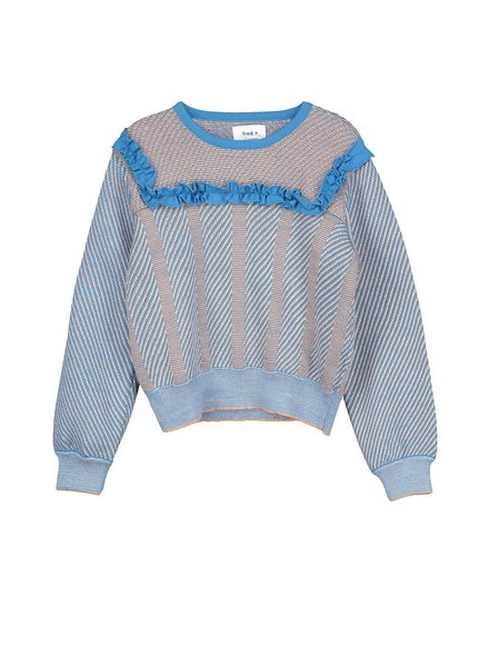 Sweater - Sarah Deep Water