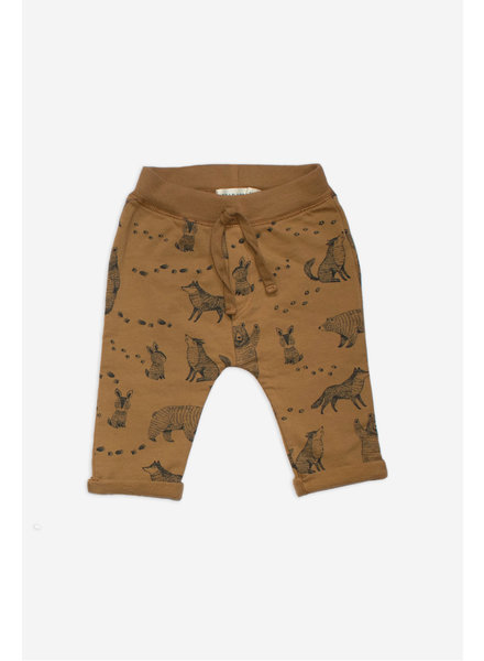 Pants - Paw Print Tofee