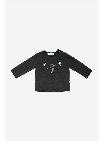 OUTLET // T-shirt - Bear Face Anthracite