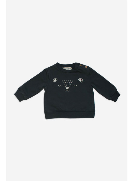 OUTLET // Sweater - Bear Face Anthracite