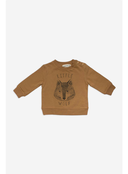 Sweater - Wolf Tofee