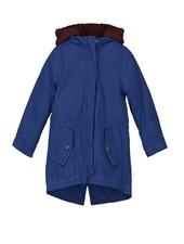 Jacket - Fien Deep Blue