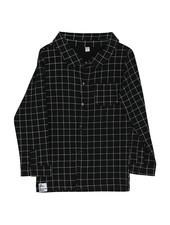 OUTLET // Shirt button - black lines