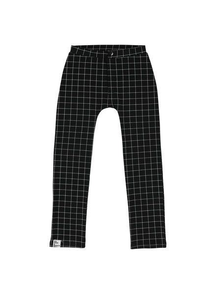Skinny pants - black lines