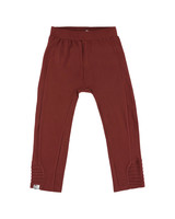 Sweatpants - burgundy