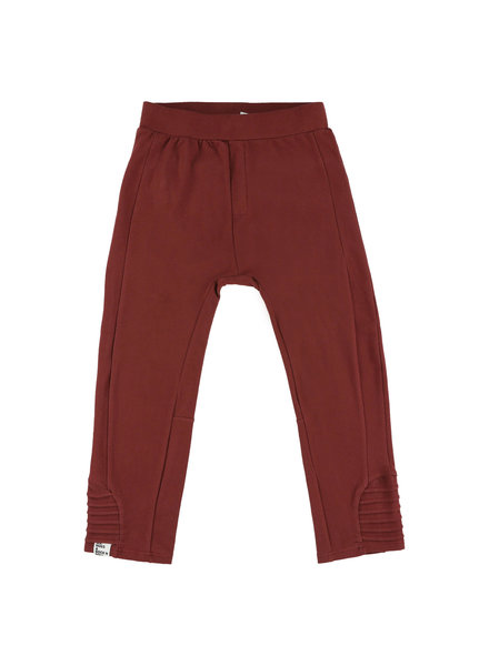 OUTLET // Sweatpants - burgundy
