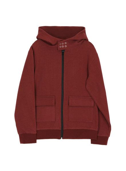 hoodie - trouble
