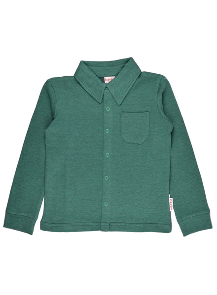 Shirt boys - Bicolor Green