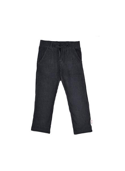 OUTLET // Stripe pant - Dark Grey