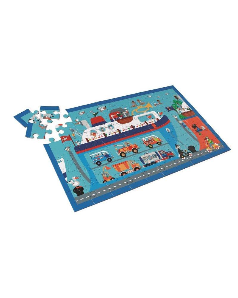 puzzel - veerboot