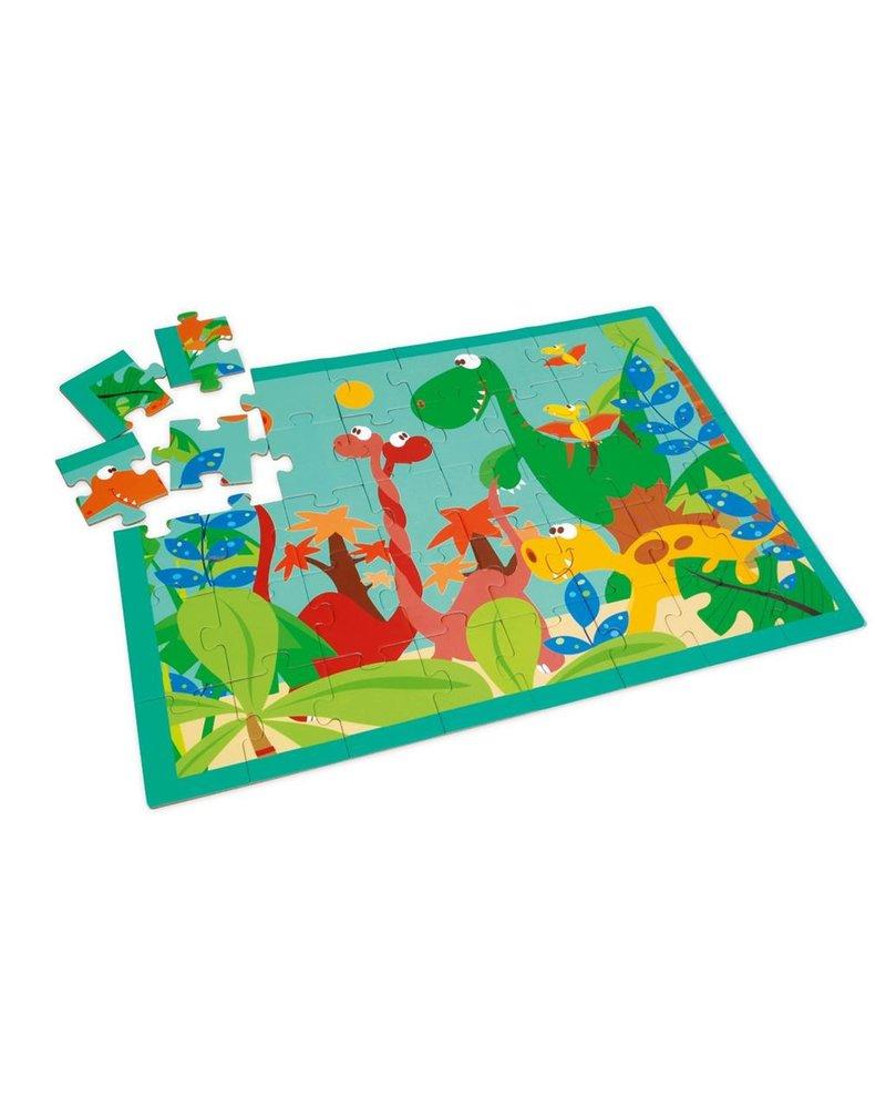 puzzel - dino world