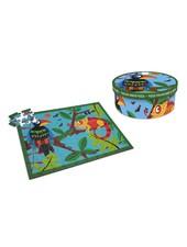 puzzel - toekan jungle - 100 stuks