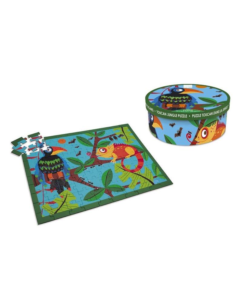 puzzel - toekan jungle