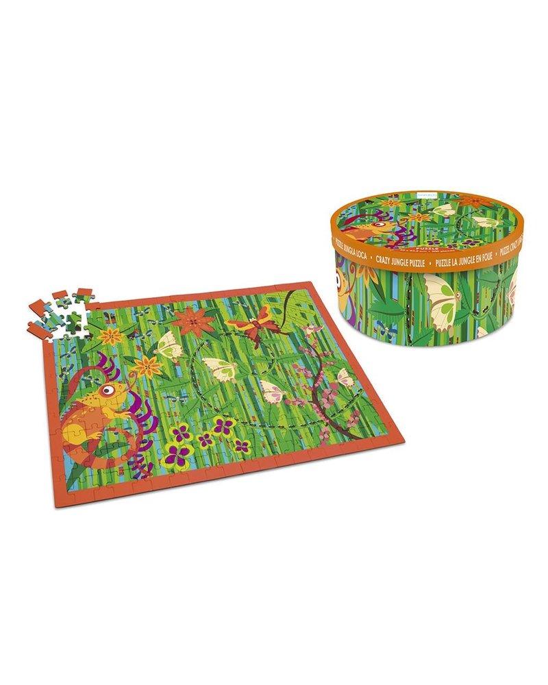 puzzel - crazy jungle