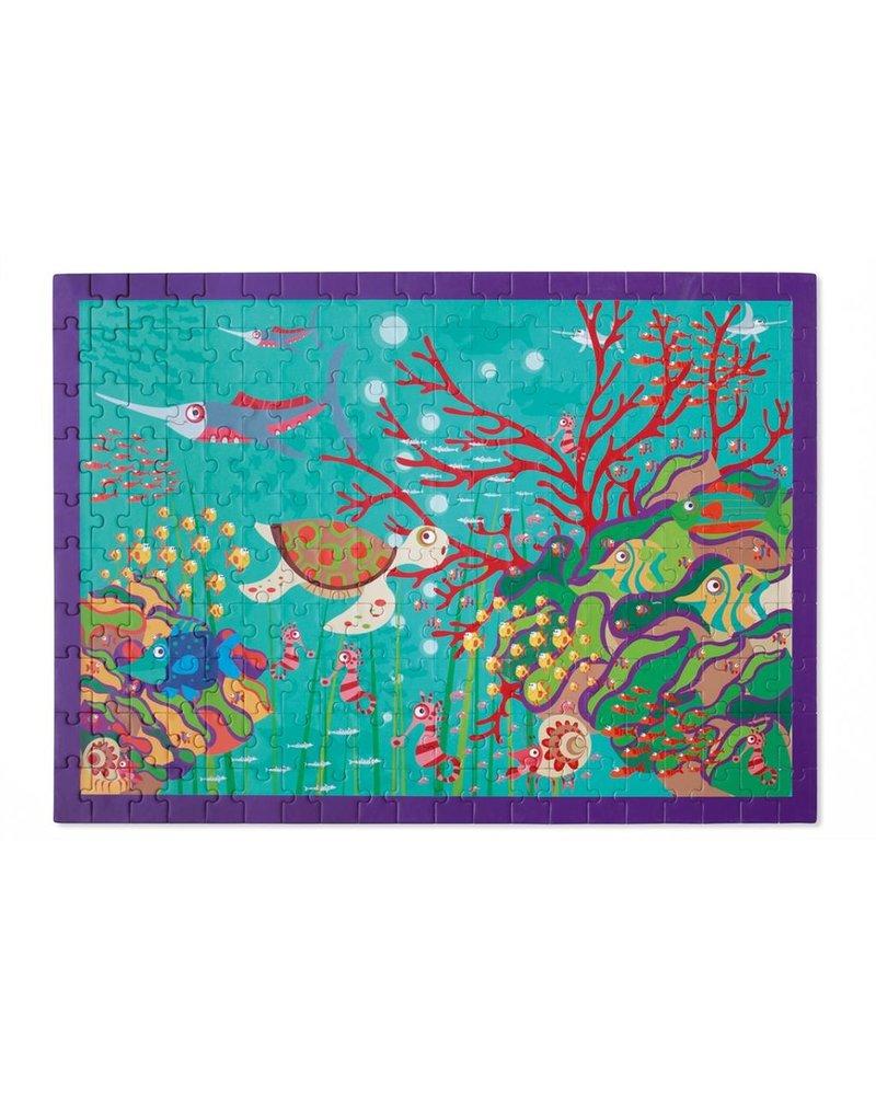 puzzel - koraalrif