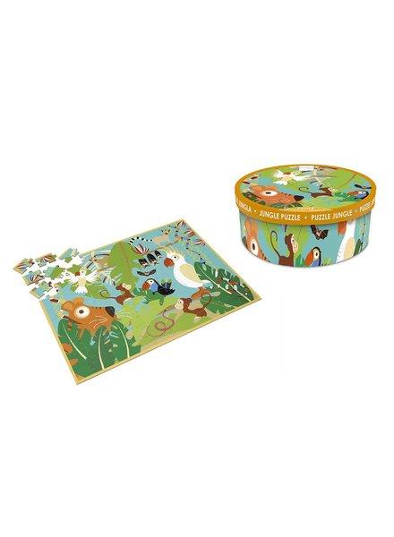 puzzel - jungle - 100 stuks
