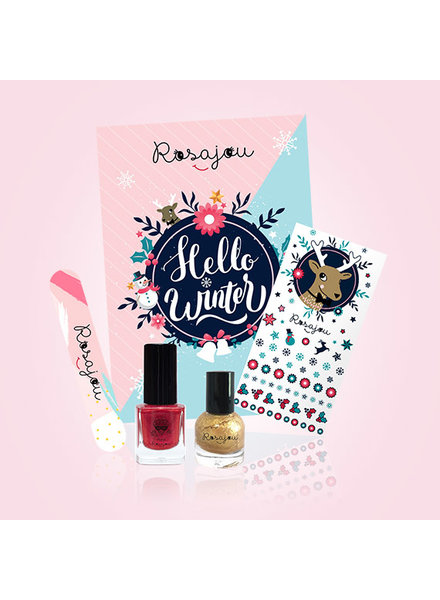 Giftset - mooie nagels