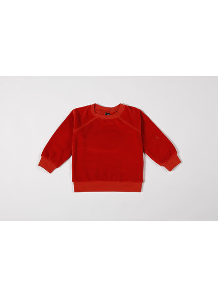 Sweater - Velours Chili