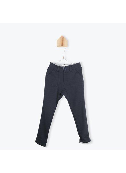 OUTLET // Pants jogger - marine