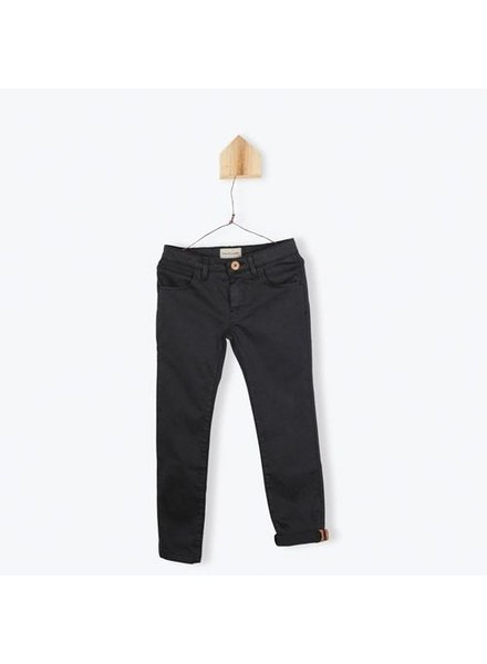 OUTLET // Pants - anthracite