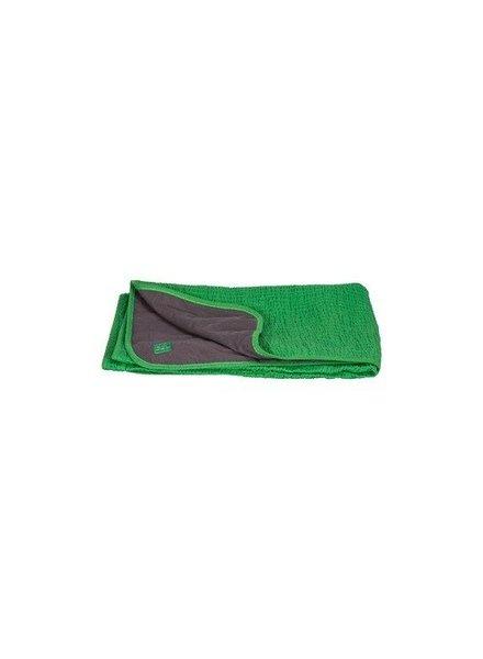 OUTLET // Deken Imps & Elfs - green