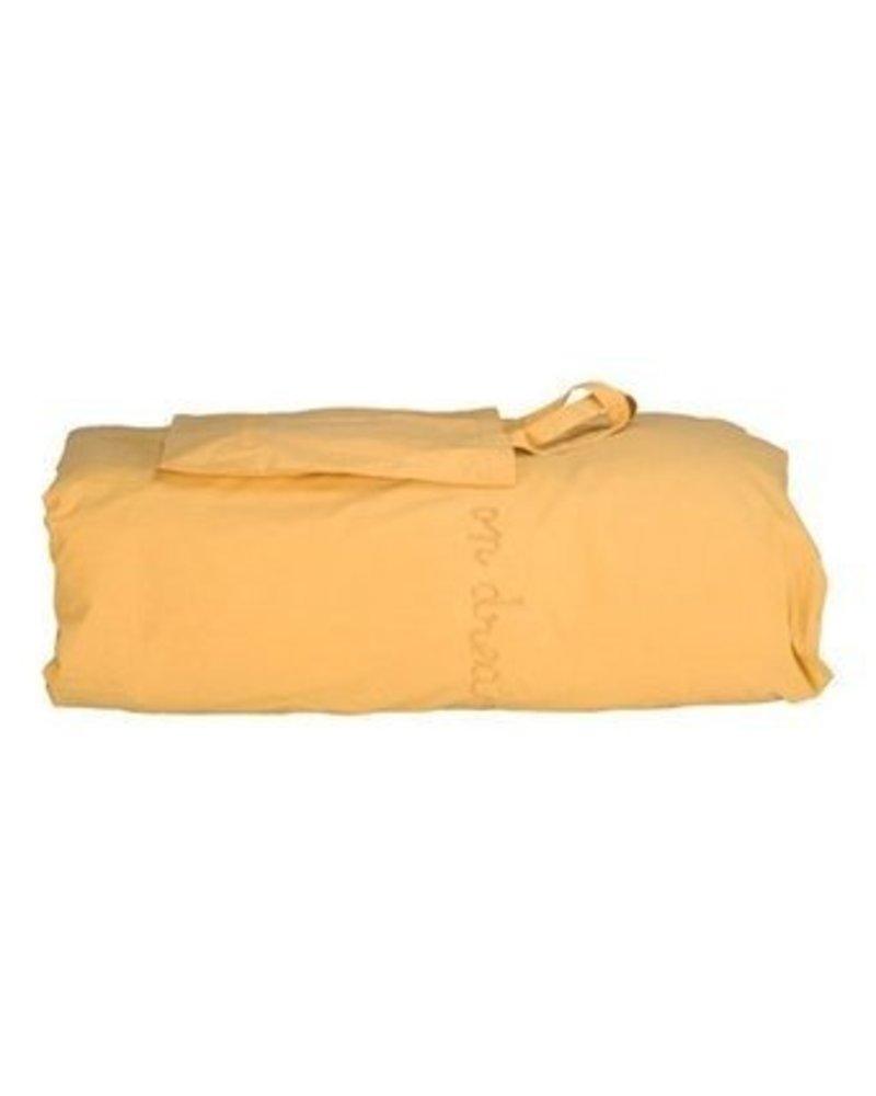 OUTLET // Dekbedovertrek Imps & Elfs (140 x 200cm) - yellow