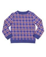 sweater MIKA - tartan