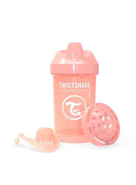 Crawler cup twistshake peach (300ml)
