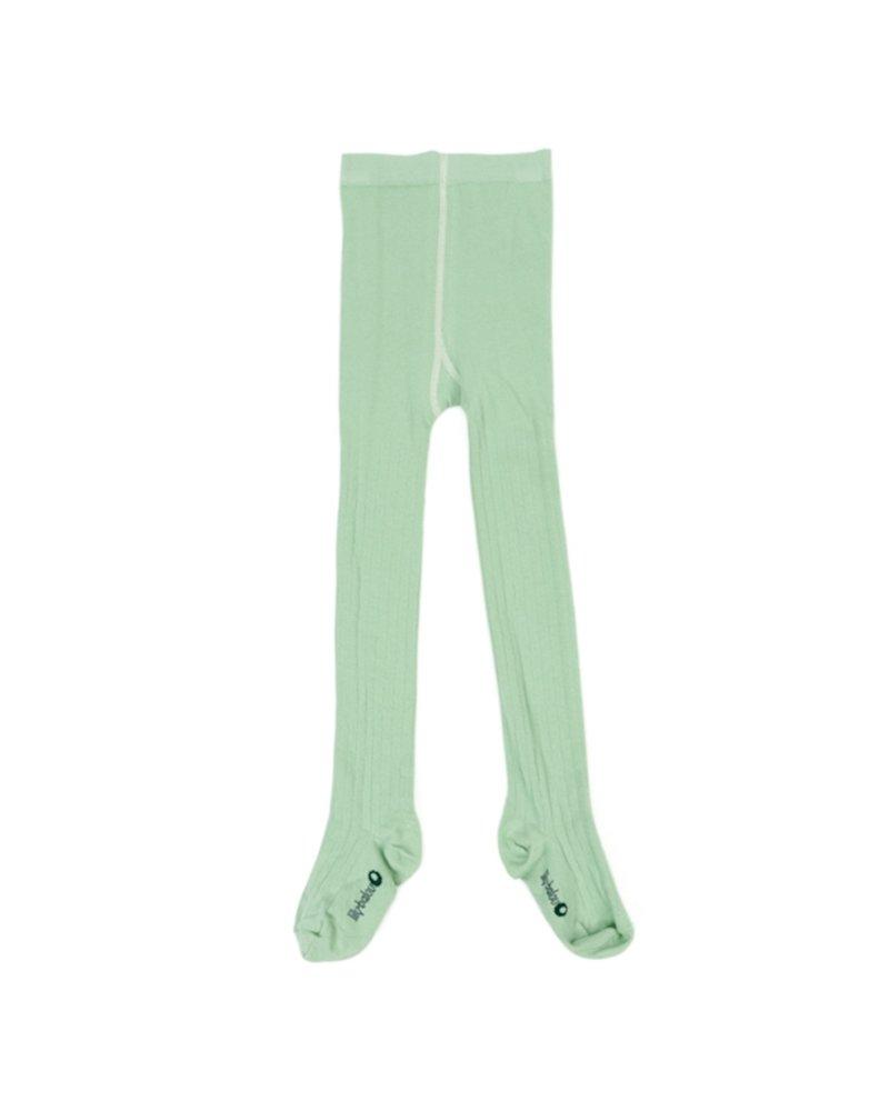 Tights - Eva Frosty green