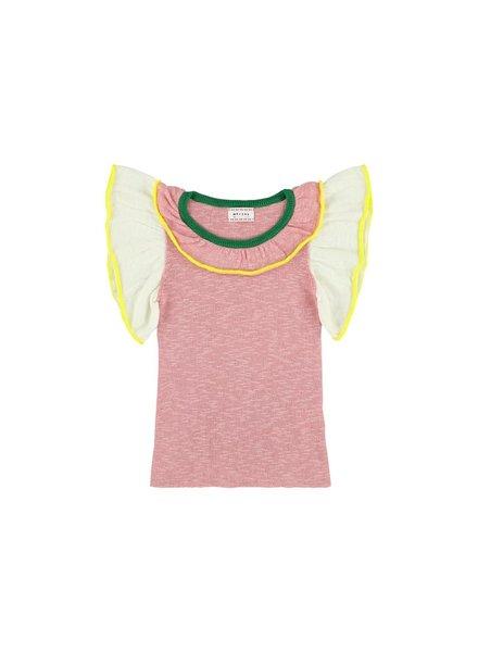 Top - Lemon Cricket Flamingo