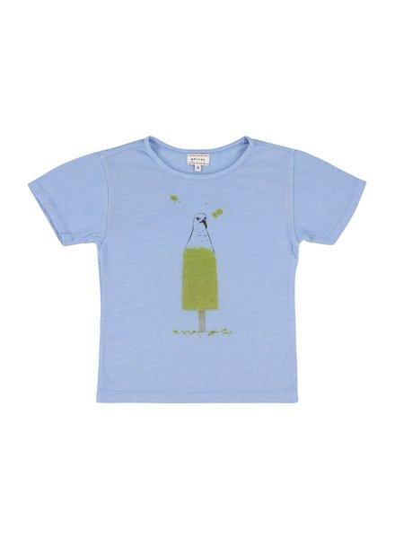 T-shirt - Flip Gullprint Ocean