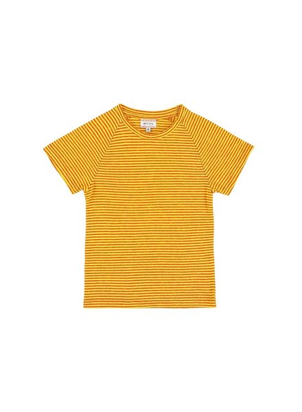 T-shirt - Harvey Stripe Yellow