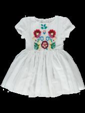 Dress - Jelsa Haiti Floral embroidery