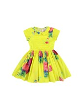 Dress - Lemia Big flores Citrus