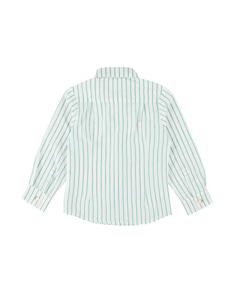 Shirt - Benjamin Fiesta Green