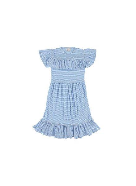Dress - Lucky Stripe Bleu