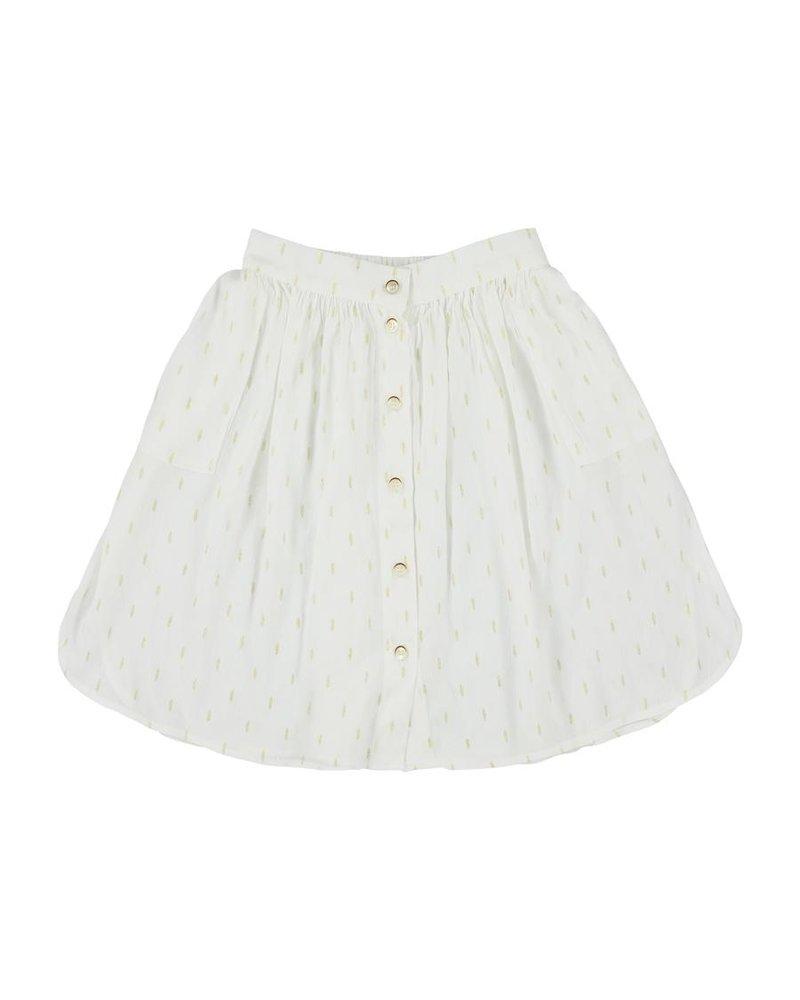 Skirt - Lea Soka Ecru