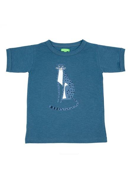 T-Shirt - Morris Real Teal