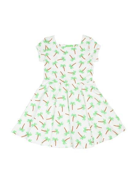 Dress - Kiki Palm Trees