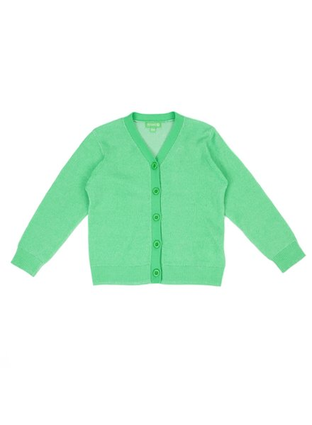 Cardigan - Armand Poison Green