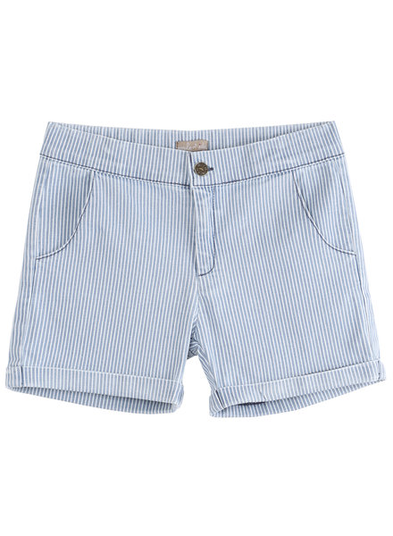 Short - Denim Bleach