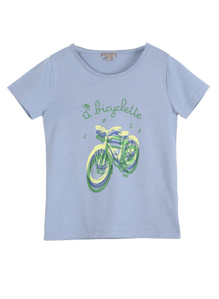 T-shirt - Bleuet