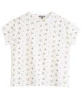 T-shirt - Ecru Mimosa